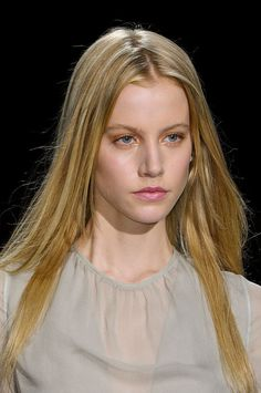 Lauren Bigelow | Theyskens Theory F/W 2012 New York