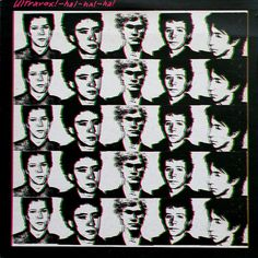Second ultravox! album - and my favourite. This is actually the back sleeve - but I prefer this side!