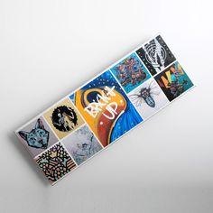 Paper Wallet, Upcycling, MI-WALLET: MI-WALLET / BRICK IT UP / STREET ART EXHIBITION