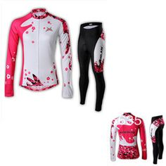 Hot Sale New Model Team Cycling jersey 3D Bib Shorts Suit Bicycle Clothing Set Bike Riding Cycling Wear For Women Purple Pink