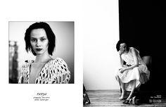 Model Mondays   Ranya Mordanova/