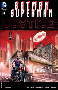 Batman/Superman (2013) #22 #DC #Batman #Superman (Cover Artist: Danny Miki, Ulises Arreola Palomera & Ardian Syaf) Release Date: 7/8/2015