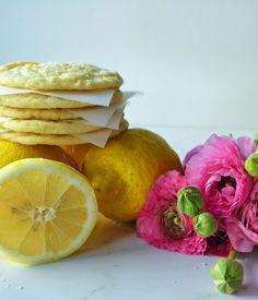 Lemon Sugar Cookies by Modern Honey - www.modernhoney.com