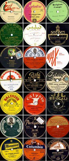 78 RPM Record Labels, part 4