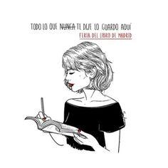 ...Sara Herranz x Feria del Libro (Madrid)...