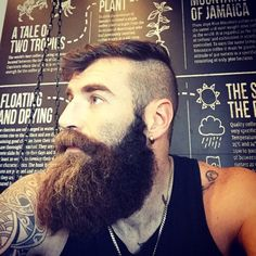 A beard would not compliment the feminine look you are going for. Keep shaving. Walrus Mustache, Beard No Mustache, Big Moustache, Great Beards, Awesome Beards, Beard Styles For Men, Hair And Beard Styles, Moustaches, Hairy Men