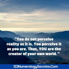 Have you had this insight? Personal Development, Insight, The Creator, Mountains, World, Nature, Travel, Viajes, Traveling
