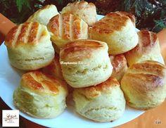 Érdekel a receptje? Kattints a képre! Serbian Recipes, Hungarian Recipes, Gelatin, Winter Food, Pretzel Bites, Tart, Biscuits, French Toast, Muffin