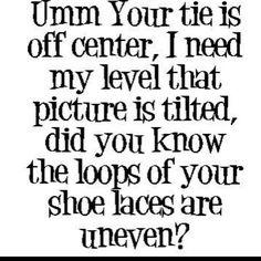 OCD Help ASAP?