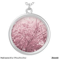 Pink Leaves II