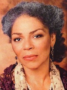 Rosalind Cash, American singer and actress. (1938-1995)