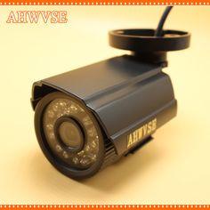 High End 1800TVL 72IR IR-Cut Weatherproof Bullet Security Camera Surveillance