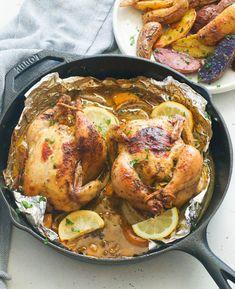 Roast Cornish Hens - Immaculate Bites