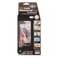 Vattentätt fodral för iPhone 5 Guide Book 66464c4d0ab3e