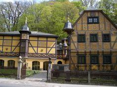 Poetry house in Dresden, Germany