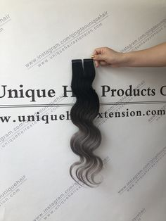 Body wave tape in hair extensions with balayage color, reasonable price with the best quality, our factory have many fashion color you can choose, have many different color tape in extensions ready to ship, email us order@uniquehairextension.com to get more details. Qingdao Unique Hair Products Co.,Ltd. www.uniquehairextension.com order@uniquehairextension.com Whatsapp: +8613553058361 Tape In Extensions, Tape In Hair Extensions, Balayage Color, Ombre Color, Dark Roots, Qingdao, Unique Hairstyles, Body Wave, Fashion Colours
