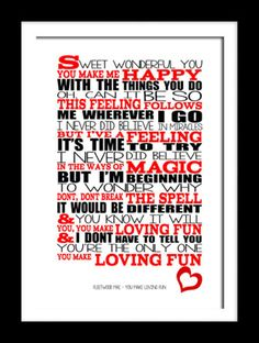 Lyrics song Love sex and magic
