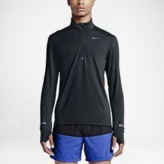 Nike Dry Element Half Zip Long Sleeved Running Top