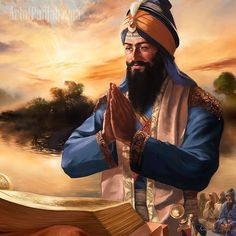In 1708, Guru Gobind Singh, the tenth Guru of the Sikhs, having consciously witnessed the sacrifice of the lives of all his four sons, handed over the legacy to the Guruship of the Shabad Guru, embodied in the Siri Guru Granth Sahib. He understood that the age of lineage was over, and so he consciously left no heirs. The unique beauty of this is that the Siri Guru Granth Sahib, our present Guru, can neither be altered nor changed in any way. It is a touchstone for all humanity that exists…