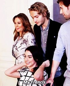 ~ Adelaide Kane and toby regbo. from Reign