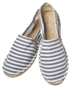 Espadrilles for men by Scotch & Soda, also available for women!