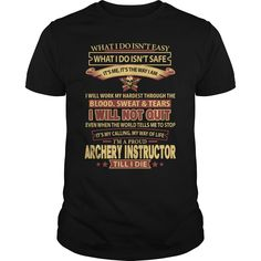 [Best name for t-shirt] ARCHERY-INSTRUCTOR  Good Shirt design  How to ? 1. Select color 2. Click the ADD TO CART button 3. Select your Preferred Size Quantity and Color 4. CHECKOUT! If You dont like this shirt you can use the SEARCH BOX and find the Custom Shirt with your Name!!  Tshirt Guys Lady Hodie  SHARE and Get Discount Today Order now before we SELL OUT  Camping 0399 cool name shirt
