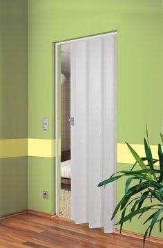 The Eurostar Folding Door - White Ash Internal Folding Doors, Ash, Furniture, Home Decor, Gray, Decoration Home, Room Decor, Home Furnishings, Home Interior Design