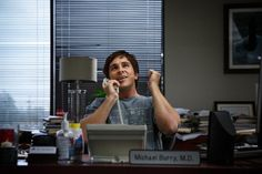 Image of Christian Bale in The Big Short