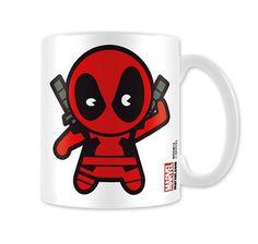 Deadpool Tasse Marvel Kawaii. Hier bei www.closeup.de