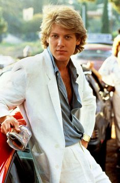 Steff, Pretty in Pink  Played by: James Spader  Words to vile by: ''Money really means nothing to me. Do you think I'd treat my parents' house this way if it did?''