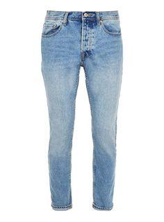 Light Wash Vintage Skinny Jeans