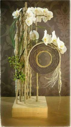 Contemporary Flower Arrangements, Unique Flower Arrangements, Unique Flowers, Art Floral, Design Floral, Deco Floral, Hotel Flowers, Fleur Design, Plant Decor