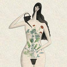 Woman by Rosanna Tasker