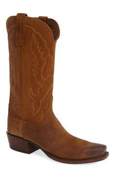 Men's Lucchese 'Austin' Western Boot