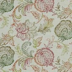 BRITIAH - PEONY Robert Allen Fabric Collection. Image: CalicoCorners.com
