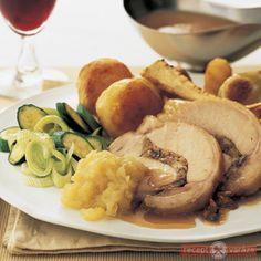 Gyömbéres sertéssült Chicken, Food, Essen, Meals, Yemek, Eten, Cubs