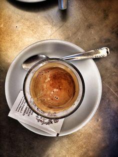 Cafe cortado, Aracena, Spain
