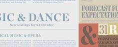 Nice serif face. Chronicle Display | Hoefler & Frere-Jones