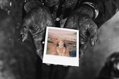 El retrato | Les regalaron algo que nunca habían tenido: una fotografía - Yahoo Noticias