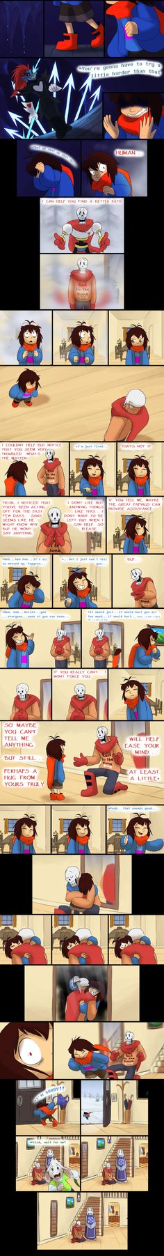 Endertale - Page 21 by TC-96 on DeviantArt
