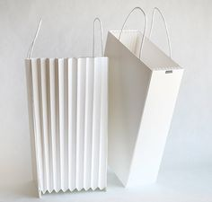 paper-bag-designs-There is a movement going on the streets against use of plastic bags. As you will see, paper bags can also look very good and have an creative style. #paperbags