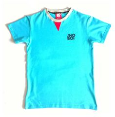 Summer Blue Lacoste Red Tag Brand