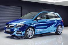 2015 Mercedes-Benz B Class Redesign