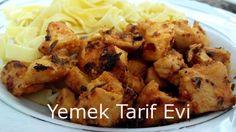 Soslu, Dağ Kekikli Tavuk Tarifi #chicken #thyme #recipe #tavuk #tarif #yemektarifevi Meat, Chicken, Food, Essen, Meals, Yemek, Eten, Cubs
