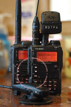 Yaesu VX-8DR HT Ham Radio - 6m, 2m, 440, and 222mhz Radios, Radio Vintage, Radio Amateur, Ham Radio Equipment, Edc, Vw Lt, Urban Survival, Homestead Survival, Two Way Radio