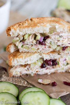 turkey-salad-sandwich