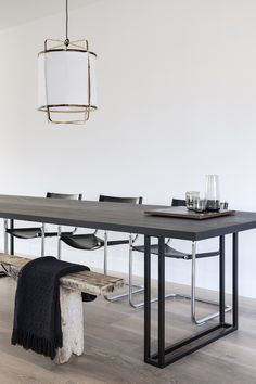 minimal dining rooms are one of the biggest trends in home decor right now! | My Design Agenda