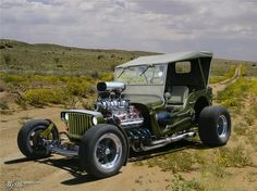Rat Rod Jeeps - JeepForum.com