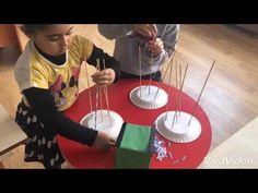 İstasyon tekniği#okuma yazma#oyun#okulöncesi - YouTube Music Activities, Indoor Activities, Make It Yourself, Montessori, Kindergarten, Youtube, Kids Activities At Home, Diy Crafts, Kid Games