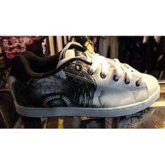 Zapatos Osiris Troma Icon White Skate Original Oferta - BsF 4.500 f7a0e05bc3c